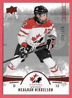 2016 Upper Deck Team Canada Juniors Hockey Cards 14