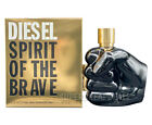 Diesel Spirit of the Brave by Diesel for Men 4.2 oz EDT Spray NEW