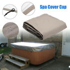 Waterproof Hot Tub Spa Cover Cap Lightweight Bag Durable Water Resistant 866in