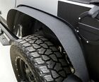Fender Flare Trail Flares Front Rear Rampage 867981 fits 07 17 Jeep Wrangler