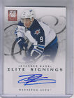 2011-12 Elite Hockey Cards 31