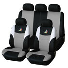 9pcs Car Seat Cover Full Set Seat Cushion Mat Protector For Interior Accessories