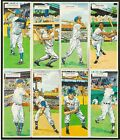 1955 Topps Double Headers Complete Set (66) With Wrapper * VG-EX+ OVERALL