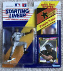 """1992 STARTING LINEUP FRANK THOMAS MLB Action Figure Kenner 1992 New On Card  """"A"""""""
