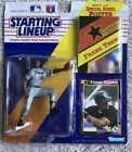 """1992 STARTING LINEUP FRANK THOMAS MLB Action Figure Kenner 1992 New On Card  """"E"""""""