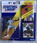 """1992 STARTING LINEUP FRANK THOMAS MLB Action Figure Kenner 1992 New On Card  """"D"""""""