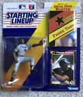 """1992 STARTING LINEUP FRANK THOMAS MLB ACTION FIGURE Kenner New On Card  """"C"""""""