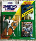 """1992 STARTING LINEUP TROY AIKMAN NFL ACTION FIGURE NEW ON CARD """"A"""""""