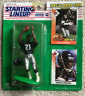 1993 STARTING LINEUP DEION SANDERS NFL Action Figure New On Card Kenner 1993