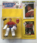 1993 STARTING LINEUP PATRICK ROY NHL Rookie Action Figure NOC 1st Year Ed