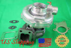 T04E T3 T4 63 A R Turbo Turbocharger Compresser 400+HP Boost Stage III Oil