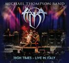 Michael Thompson Band - High Times - Live In Italy (Cd+dvd) - Double CD - New