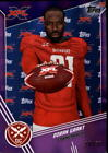 2020 Topps XFL Football Cards 29