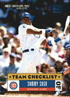 Sammy Sosa Cards, Rookie Cards and Autographed Memorabilia Guide 15