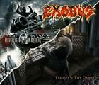 Exodus - Tempo of the Damned / Shovel Headed Kill Machine - Double CD - New