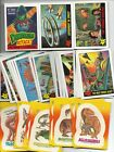 1988 Topps Dinosaurs Attack Trading Cards 17