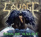 Savage - Sons of Malice - CD - New