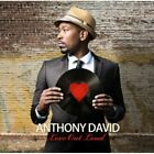 Anthony David - Love Out Loud - CD - New