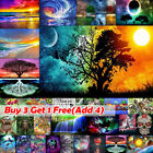 5D Full Drill DIY Diamond Painting Embroidery Manual Cross Stitch Kit Home Decor
