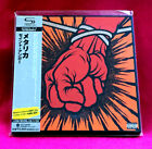 Metallica St. Anger SHM MINI LP CD JAPAN UICY-94669