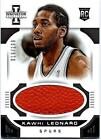Kawhi Leonard Rookie Cards Checklist and Guide 4