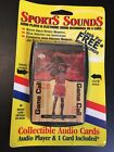 Michael Jordan 2000 Sport Sounds Inc. Collectible Audio Card Sealed In Package