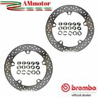 Discs Brembo Bmw R 850 GS 2006 Brake Floating Pair Front Motorcycle Gold Series