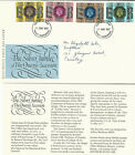 1977 The Silver Jubilee first day cover Unsealed with card inside