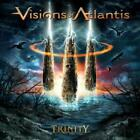Visions Of Atlantis Trinity MUSIC AUDIO CD heavy metal symphonic rock NEW SEALED
