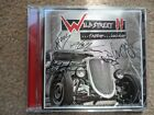 WILDSTREET ll - FASTER...LOUDER. 5 track EP CD. SIGNED!!! EXCELL COND.