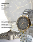 OSCO Watch Stainless Steel 1 1/32in Sporty Good Readable for The Powerfrau