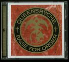 Queensryche Rage For Order CD new European Remaster Capitol 72435-81069-2-3