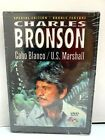 Charles Bronson Chino Man with a Camera DVD 1999 Double Feature