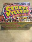 "Cereal Killers Sticker Cards 1st Series 24 Pack Hobby Box "" Limited On Ebay"""