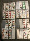 30 OFF ALL Mrs Grossmans Sticker Strips Vintage Rare HTF New you choose