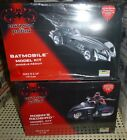 REVELL 6724&6725 BATMAN & ROBIN BATMOBILE 1/25 AND REDBIRD 1/12 KITS McM FS
