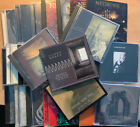 Insane Large Neurosis Cd Lot! Includes Solo Works And Tribes Of Neurot! 27 Cds!