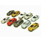 Assorted N Scale Modern Vehicles 10 Per Pack