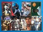 JOSE CANSECO (26) DIFFERENT CARD LOT - STARTING LINEUP CARD - PRO STAMP