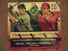 2018 PANINI CHRONICLES BASEBALL HOBBY BOX ACUNA OHTANI SOTO ALBIES RC