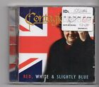 (JP47) Contagious, Red White & Slightly Blue - 2000 CD