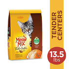 Meow Mix Tender Centers Salmon  Turkey Dry Cat Food 135 Pounds