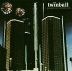 TWINBALL 'Remnants Of A Broken Soul' 2003 CD, classic Swedish Hard Rock