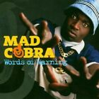 Mad Cobra - Words of Warning CD NEW SEALED