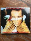 Kings of the Wild Frontier by Adam and the Ants (CD, Mar-1988, Epic)