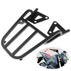 1x Motorcycle Rear Shelf Refitted Box Tail Fin Luggage Rack Strong Structure