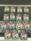 15 Card CT Player Lot ALL 1986 Topps John Elway 112