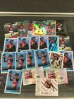 22 Card CT Player Lot all 2018 Calvin Ridley Rookies RC