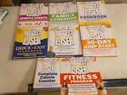 8 THE BIGGEST LOSER CALORIE COUNTER JUMP START FITNESS COOKBOOK SWAPS