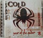 Cold : Year of the Spider CD (2003) pre owned